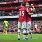 Bóng đá - NHA sau V8: Nhìn Arsenal, nhớ MU