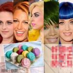Làm đẹp - Màu tóc lấy cảm hứng từ tâm hồn ăn uống