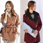 Thời trang - Xinh tươi đón mùa rét cùng áo khoác dài