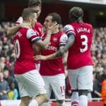 Bóng đá - Bộ tứ NHA: Arsenal ngẩng cao, MU cúi mặt