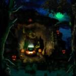 Công nghệ thông tin - Đón Halloween với màn hình chờ rùng rợn