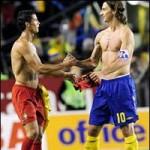 Bóng đá - Play-off World Cup: Ronaldo đối đầu Ibra