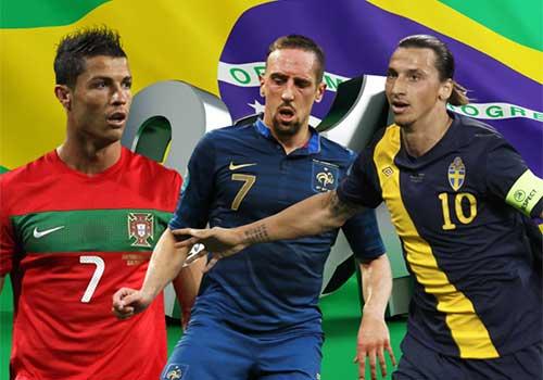 Play-off World Cup: Người Bồ gặp khó - 1