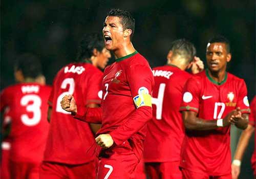 Play-off World Cup: Người Bồ gặp khó - 2