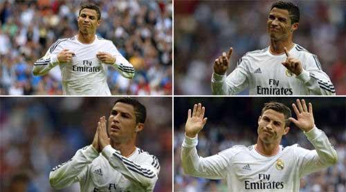 Real & Ronaldo: Chỉnh lại thước ngắm - 1