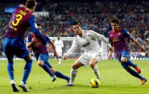 Real & Ronaldo: Chỉnh lại thước ngắm - 2