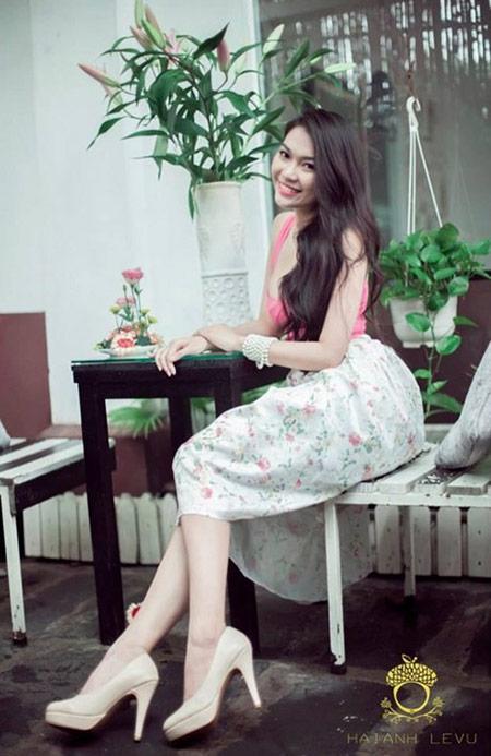 Nữ sinh hot nhất đại học Y khoe dáng - 4