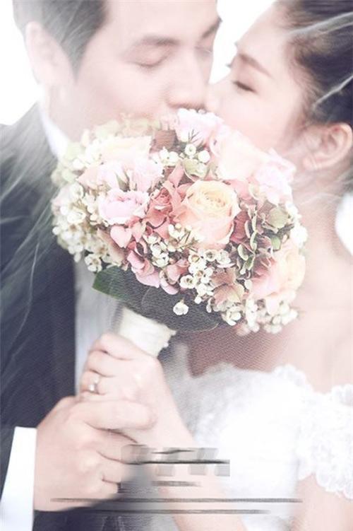 Đăng Khôi lộ ảnh cưới lãng mạn - 1