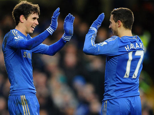 Schalke – Chelsea: Khẳng định đẳng cấp - 2