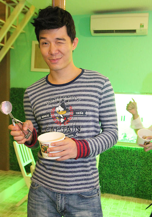 """Hương Giang Idol """"nũng nịu"""" Nathan Lee - 9"""