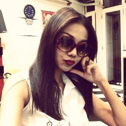 Andrea Aybar đã quay lại Việt Nam - 6