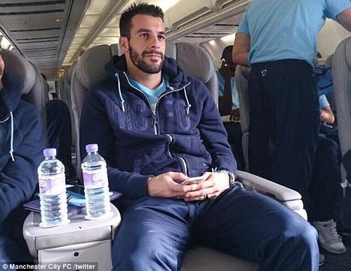 Cầu thủ Man City sống vui hơn nhờ Pellegrini - 4