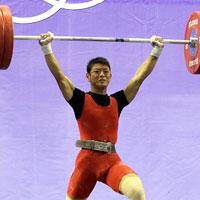 Thạch Kim Tuấn xuất sắc giành HCĐ cử tạ thế giới