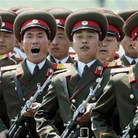 """Triều Tiên dọa """"trút hỏa lực"""" quét sạch Hàn Quốc"""
