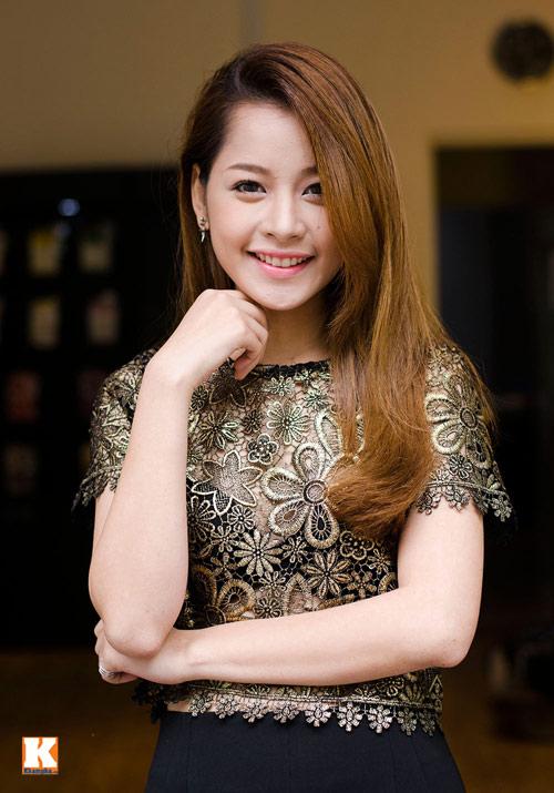 Vẻ đẹp tươi trẻ của hot girl Chi Pu - 14