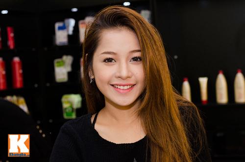 Vẻ đẹp tươi trẻ của hot girl Chi Pu - 12