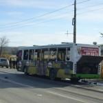 Tin tức trong ngày - Nga: Đánh bom tự sát trên xe bus, 6 người chết