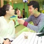 """Ca nhạc - MTV - Hương Giang Idol """"nũng nịu"""" Nathan Lee"""