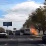 Tin tức trong ngày - Clip: Góa phụ đen đánh bom xe bus ở Nga