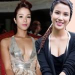 Thời trang - Váy áo gợi cảm của ca sĩ Diệp Lâm Anh