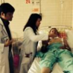 Sức khỏe đời sống - Cứu sống bệnh nhân bị cáp cắt đứt khí quản