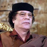 Cựu lãnh đạo Libya Gaddafi vẫn còn sống?