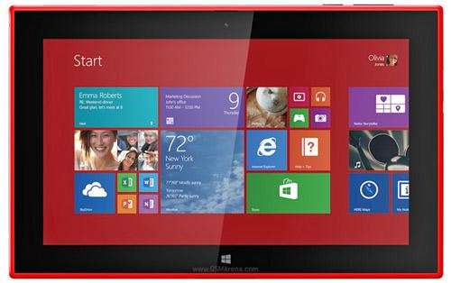 Lumia 2520: Tablet Windows đầu tiên của Nokia - 1