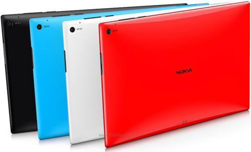 Lumia 2520: Tablet Windows đầu tiên của Nokia - 2