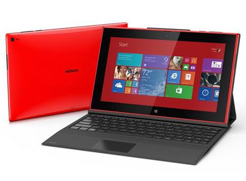 Lumia 2520: Tablet Windows đầu tiên của Nokia - 3