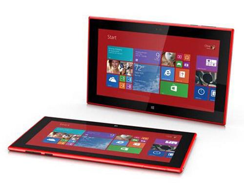 Lumia 2520: Tablet Windows đầu tiên của Nokia - 4