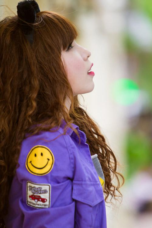 """Nàng sinh viên hóa """"thủy thủ mặt trăng"""" - 7"""