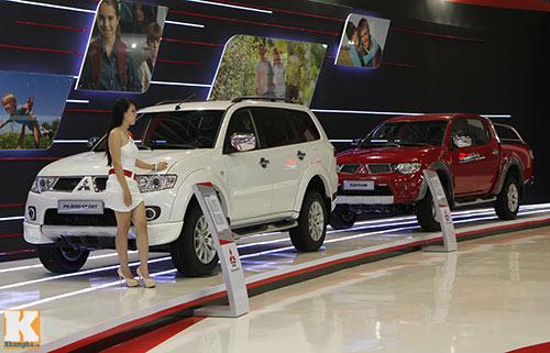 Dàn xe cao cấp ra mắt Motor Show 2013 - 9