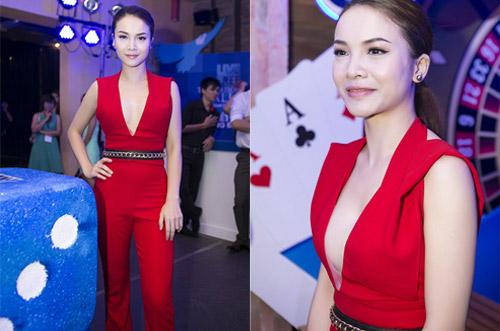 6 sao Việt mặc jumpsuit đẹp ngất ngây - 12