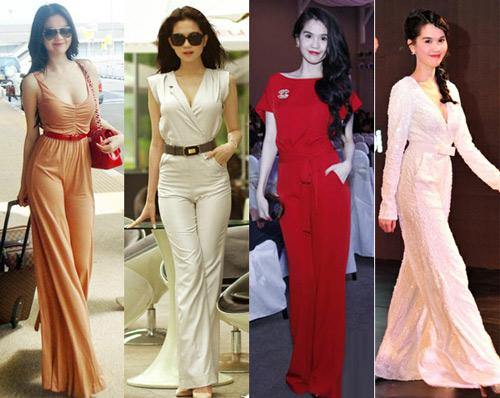 6 sao Việt mặc jumpsuit đẹp ngất ngây - 10