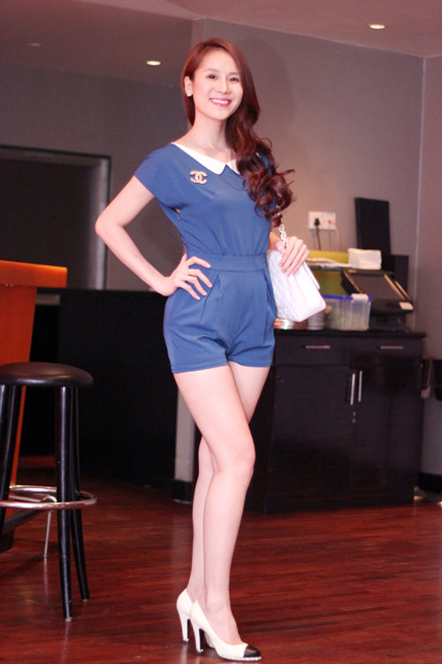 6 sao Việt mặc jumpsuit đẹp ngất ngây - 14