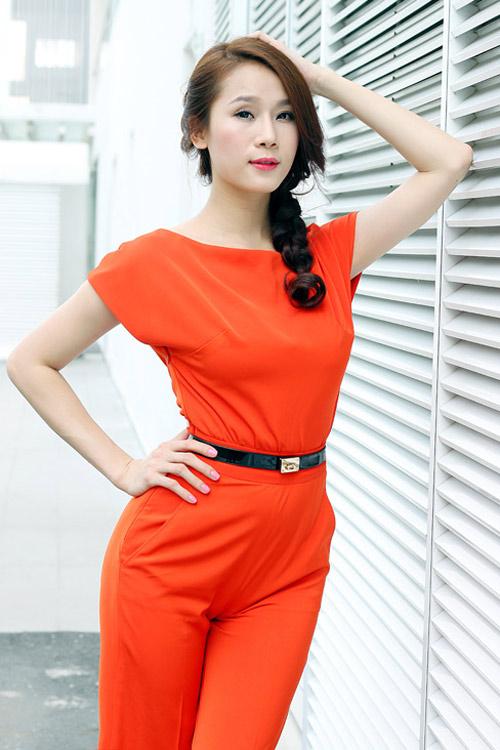 6 sao Việt mặc jumpsuit đẹp ngất ngây - 15