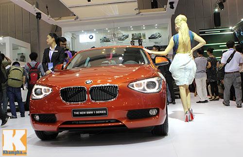 Dàn xe cao cấp ra mắt Motor Show 2013 - 3