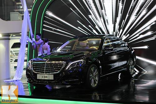 Dàn xe cao cấp ra mắt Motor Show 2013 - 6