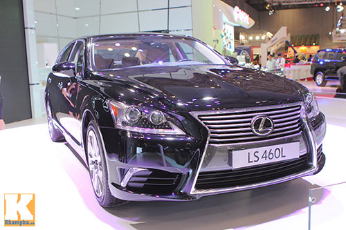 Dàn xe cao cấp ra mắt Motor Show 2013 - 7