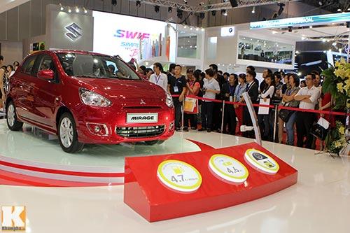 Dàn xe cao cấp ra mắt Motor Show 2013 - 8