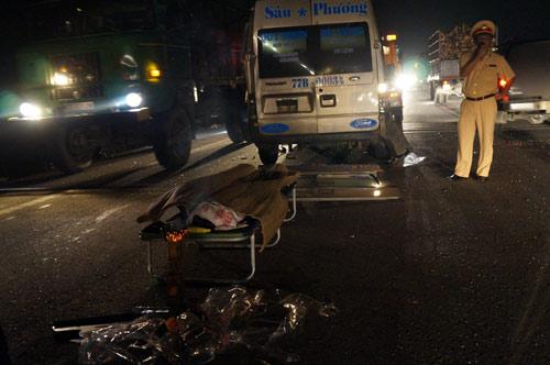 Tai nạn xe khách kinh hoàng ở Quảng Nam - 2