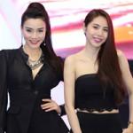 Ca nhạc - MTV - Thủy Tiên, Trang Nhung đọ nhan sắc