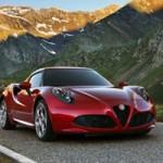 Ô tô - Xe máy - Alfa Romeo 4C phô diễn sức mạnh
