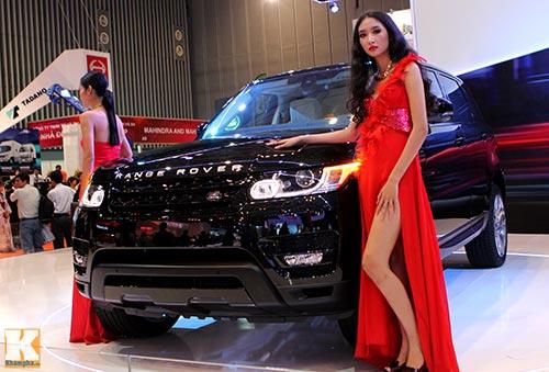 Soi những xe đắt nhất Vietnam Motor Show 2013 - 11