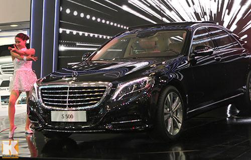 Soi những xe đắt nhất Vietnam Motor Show 2013 - 3
