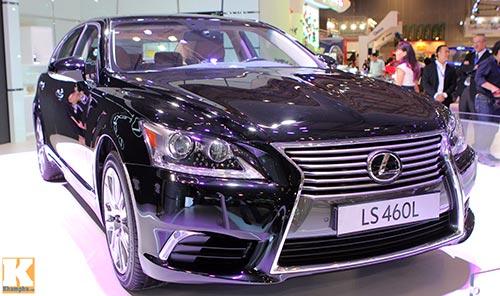 Soi những xe đắt nhất Vietnam Motor Show 2013 - 5