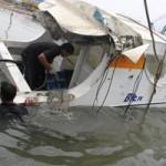 Vụ chìm tàu ở Cần Giờ: Bắt GĐ cho mượn ca nô