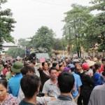 Tin tức trong ngày - Công an điều tra vụ quan tài sản phụ diễu phố