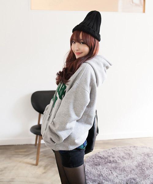Những kiểu áo khoác giúp bạn gái trẻ hơn - 13