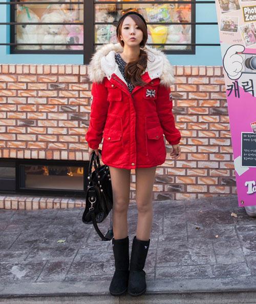 Những kiểu áo khoác giúp bạn gái trẻ hơn - 6
